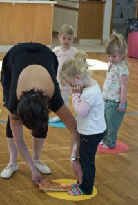 "Inspiring ""Dance to Learn!"" Curriculum- For Preschoolers"