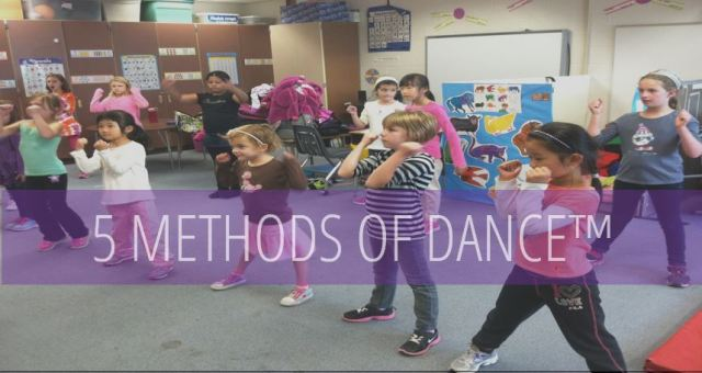 5 METHODS OF DANCE